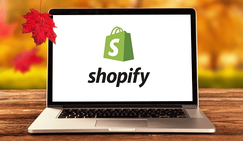 Shopify icon - MagicByte Solutions
