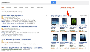 Spying on your competitors in Google Shopping